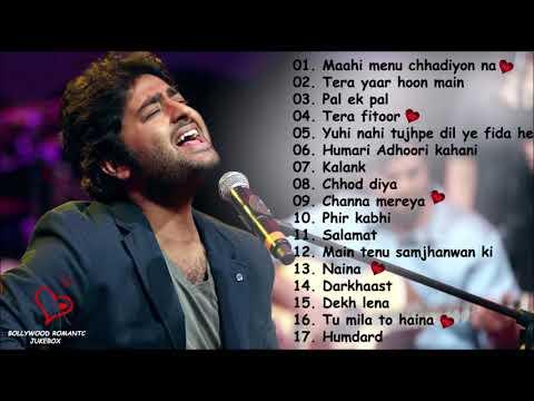 ARIJIT SINGH BEST HEART ❤️ TOUCHING SONGS | TOP 17 SAD ❤️ SONGS OF ARIJIT SINGH