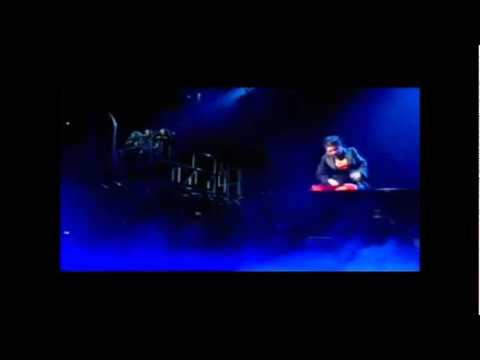 Christina Aguilera - Impossible (Live) (subtítulos en español)