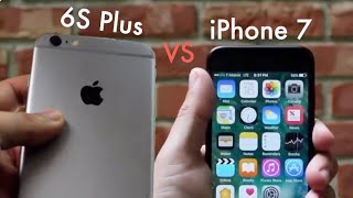 iPHONE 6S PLUS Vs iPHONE 7 In 2018! (Comparison) (Review ...