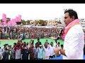 KTR at Pragati Utsava Sabha LIVE- Shadnagar