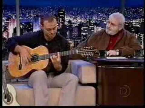 Marcus Biancardini no Jo Soares