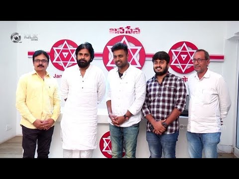 Pawan Kalyan Launches Yettaagayya Shiva Song