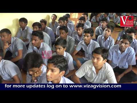 Free Notebook Distribution by Akshaya Patra and Vedic Science Club