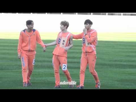 130903 Henry with EXO's Kai & Tao - MBC Idol Star Championship