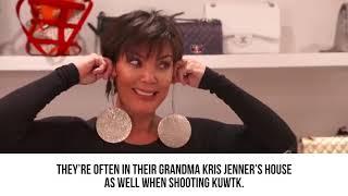 TheTalko! 20 Strict Rules Kim Kardashian's Kids MUST Follow
