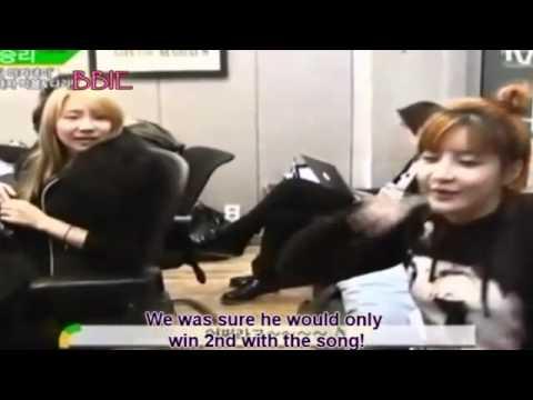 Seungri's Took - 2NE1 Cut