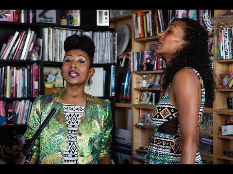Alsarah & The Nubatones: NPR Music Tiny Desk Concert