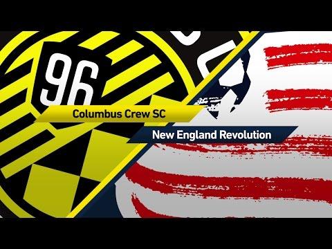Columbus Crew vs New England Revolution