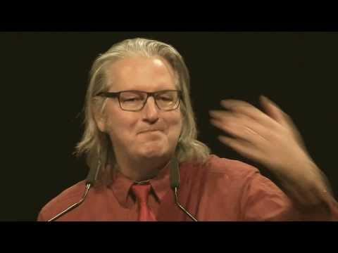 Bruce Sterling / transmediale 2014 afterglow Opening Ceremony