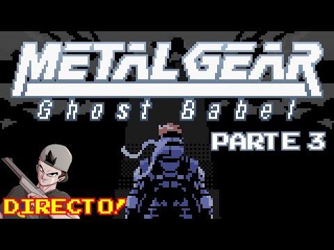 METAL GEAR: Ghost Babel (2000, GameBoy Color) || Parte 3: En directo!