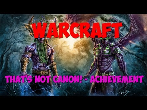 World of Warcraft - That's Not Canon! - Solo