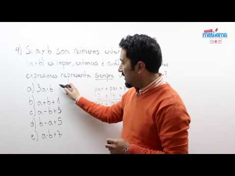 Prueba de números enteros 4