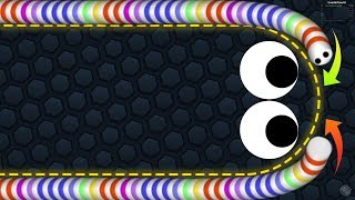 Slither.io Best Trolling Pro Never Mess With Tiny Snake Epic Slitherio Best Moments!