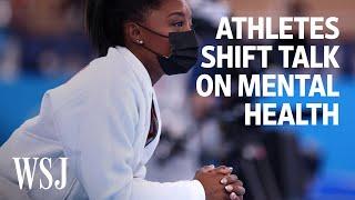 Olympic Athletes Biles, Osaka Shift the Conversation on Mental Health | WSJ