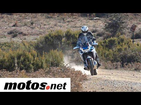 Honda Africa Twin/ Adventure Sport   Presentación/ Primera prueba / Test / Review en español