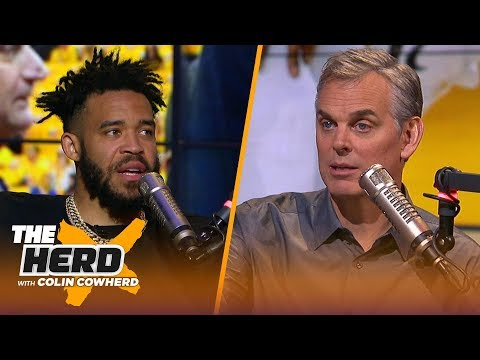 JaVale McGee talks Warriors' culture, Draymond's dominance & LeBron | NBA | THE HERD