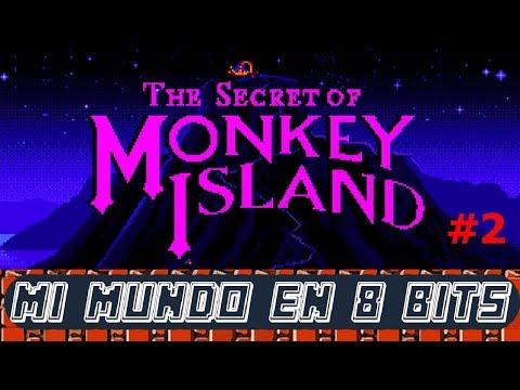 EL SECRETO DE MONKEY ISLAND - PARTE 1: LAS TRES PRUEBAS - GAMEPLAY GUÍA ESPAÑOL - CAP 2