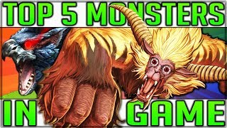 Top 5 Returning Monsters to Come to Monster Hunter World! (Old Favorites to Hope For in World)