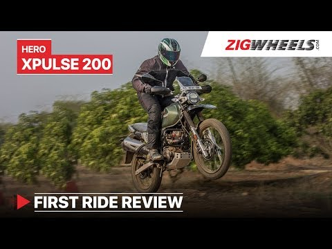 Hero XPulse 200 First Ride Review | More than an Impulse replacement?