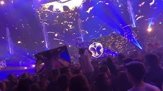Dimitri Vegas & Like Mike Eminem loose yourself remix live at Garden of Madness (Tomorrowland)