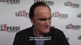 Quentin Tarantino reveals his favorite movie of 2015 (interview)