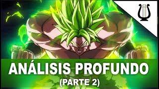 Análisis: El Perfil Psicológico de Broly (Dragon Ball Super: Broly - Parte 2)