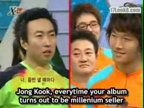 Xman Dangyunhaji   Park Myung Soo vs Yunho & KJK