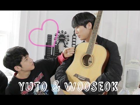 Yuto & Wooseok - Pentagon