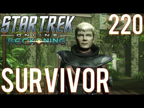 Star Trek: Online ►220◄ Überlebender