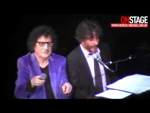 Fito Paez & Charly Garcia - Teatro Gran Rex / Revista OnStage