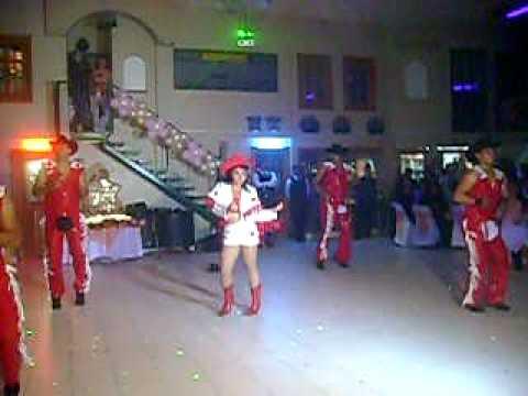coreografia de quebradita