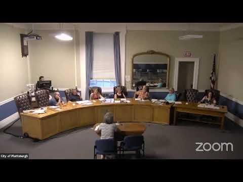 Plattsburgh Zoning Board of Appeals Meeting  7-19-21