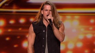 The X Factor UK 2018 Giovanni Spano Auditions Full Clip S15E05