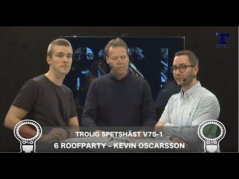 V75 Halmstad - SOS 21/12-19