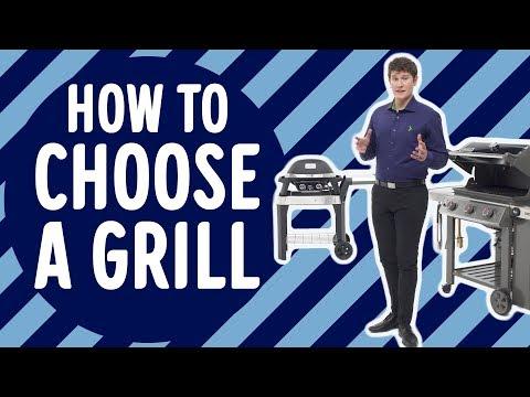 Miten valita sopiva grilli? Gigantti kertoo