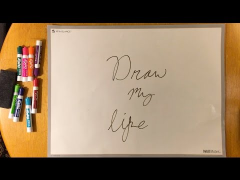 Wil Tafolo of Mango Season - Draw My Life