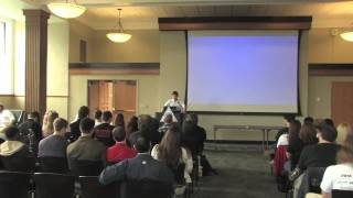 Duncan Henderson Speaks at the SECAA/AAA Lectures 2012