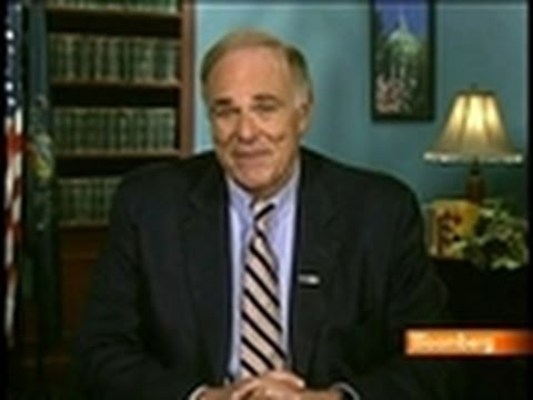 Ed Rendell Says Obama Did `Right Thing' on Tax Plan
