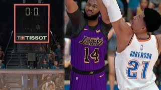 NBA 2k19 MyCAREER - INTENSE Last Shot! Comeback BUZZER BEATER! or CHOKE? Ep. 19