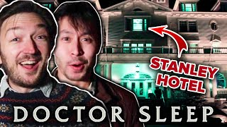 Dare To Go Back: Ryan and Shane Spend a Night At The Stanley Hotel for Doctor Sleep