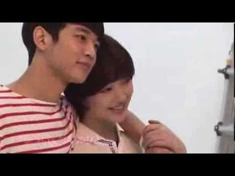 Minho & Sulli (Minsul scenes) / Photoshoot TTBY Making of DVD