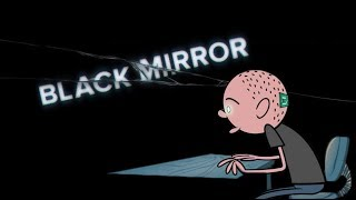 Karl Pilkington predicts Black Mirror (spoilers)