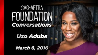 Conversations with Uzo Aduba