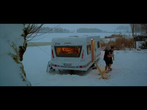 """Dethleffs Wintercamping mit """"Losamol Mundart"""""""