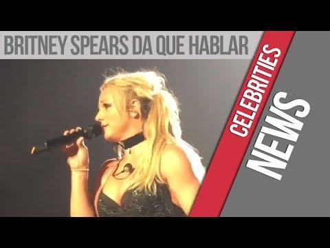 Britney Spears canta en vivo 'Something to Talk About' en Las Vegas subtitulado
