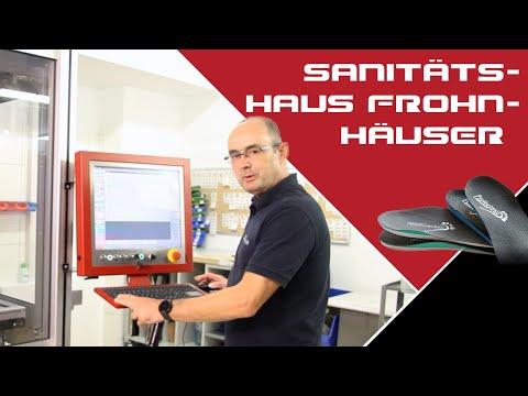 automatisiertes Fräsen individueller Schuheinlagen | isel Sondermaschine