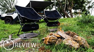 The Best Compact Camp Chair - In our Opinion - Red Roads Campwell Compact Chair