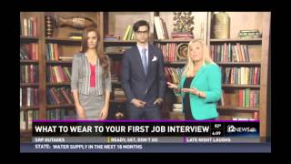Carrie LaShell NBC Phoenix-- Dressing for your job interview