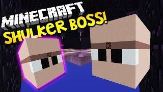 video : Frigiel LE BOSS SHULKER GÉANT | Minecraft - Shulker Battle en vidéo