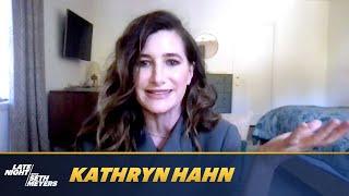 Kathryn Hahn Reacts to WandaVision's